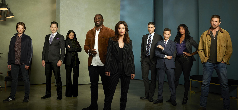 The Fix Season 1 tv series Poster