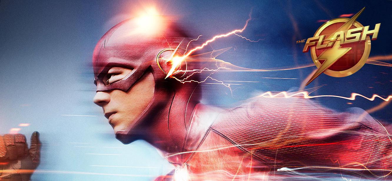 The Flash season 1 tv series Poster