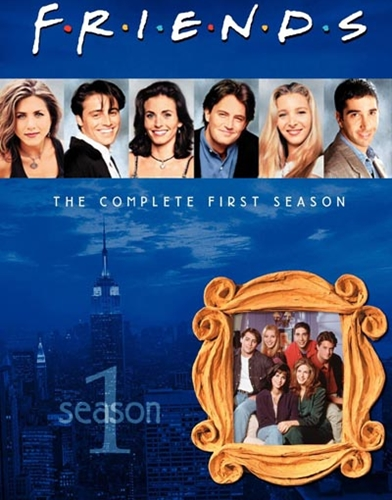 Friends Season 1 poster