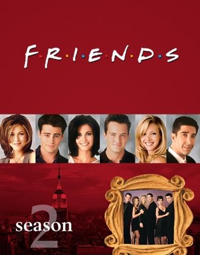 Friends Season 2 poster