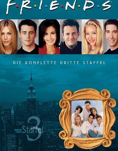 Friends Season 3 poster