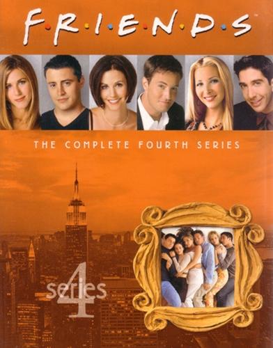 Friends Season 4 poster