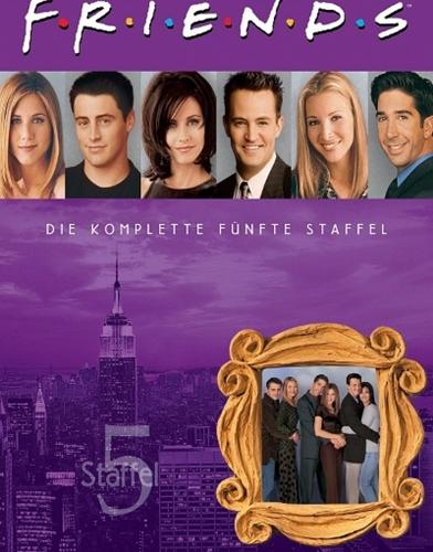 friends season 5 poster
