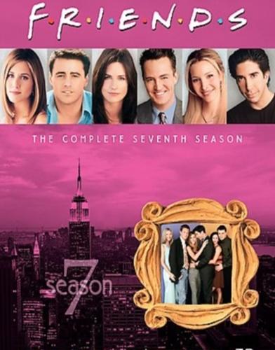 Friends Season 7 poster