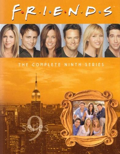 Friends Season 9 poster