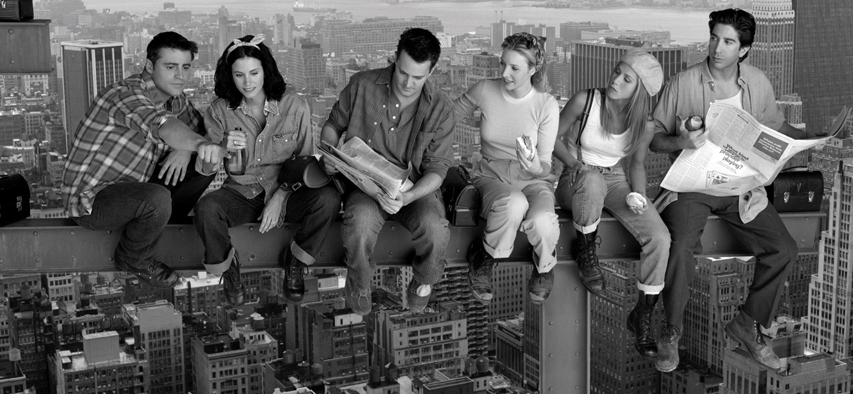 friends tv series poster