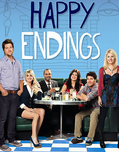 Happy Endings Season 1 poster