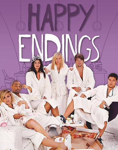 Happy Endings Season 2 poster