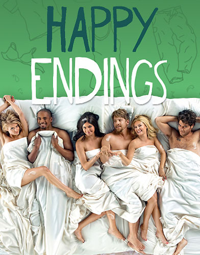 happy endings season 3 poster