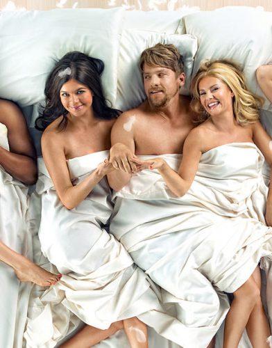 happy endings tv series poster