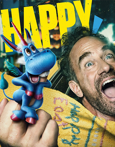 Happy! Season 2 poster