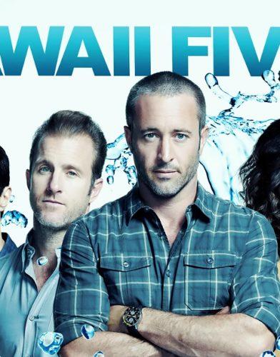 Hawaii Five-0 tv series poster