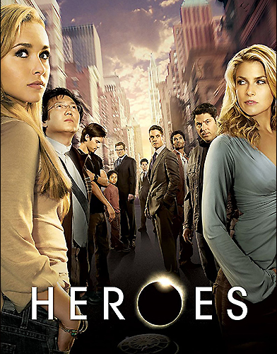 Heroes Season 2 poster