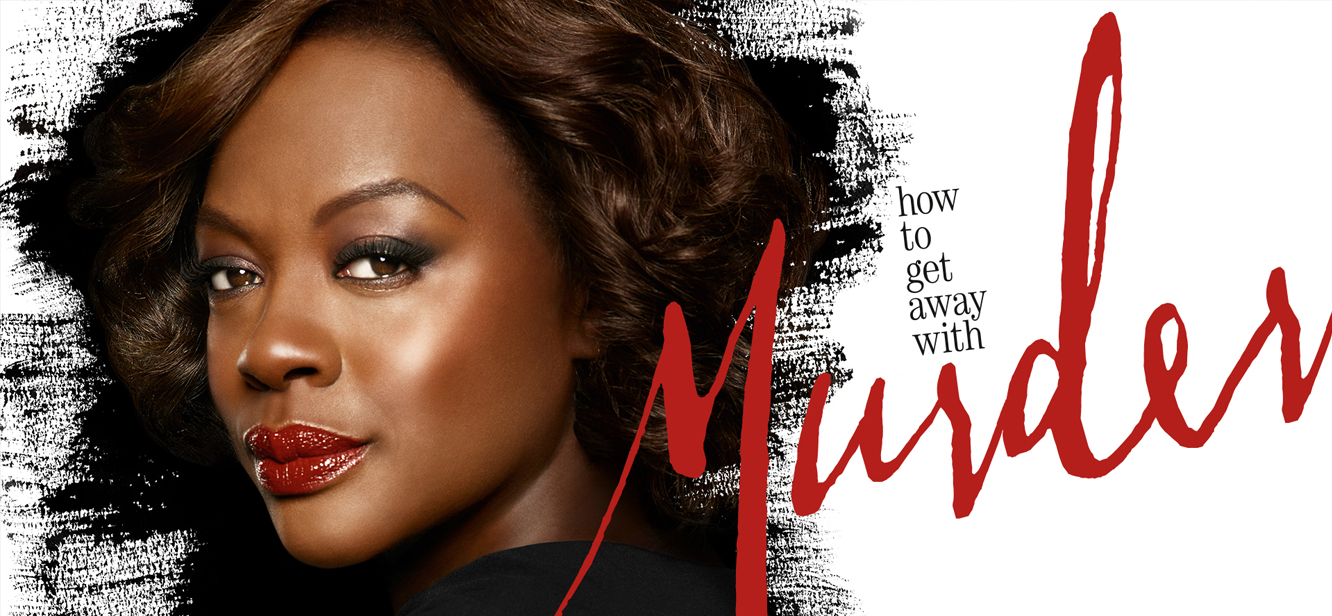 How to get away with a murder tv series poster