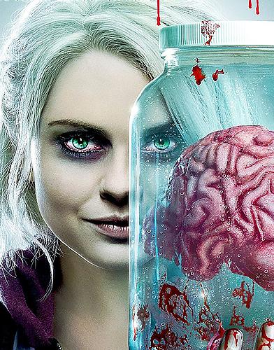 iZombie season 1 Poster