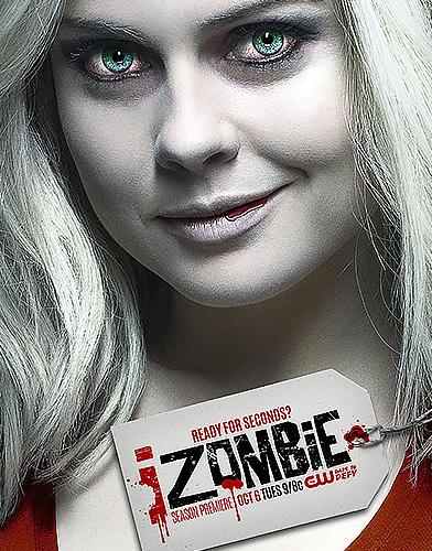 iZombie season 2 Poster