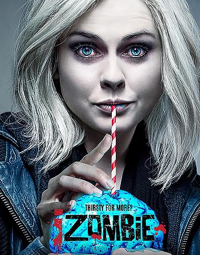 iZombie  Season 3 poster