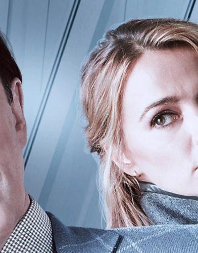 Instinct tv series poster