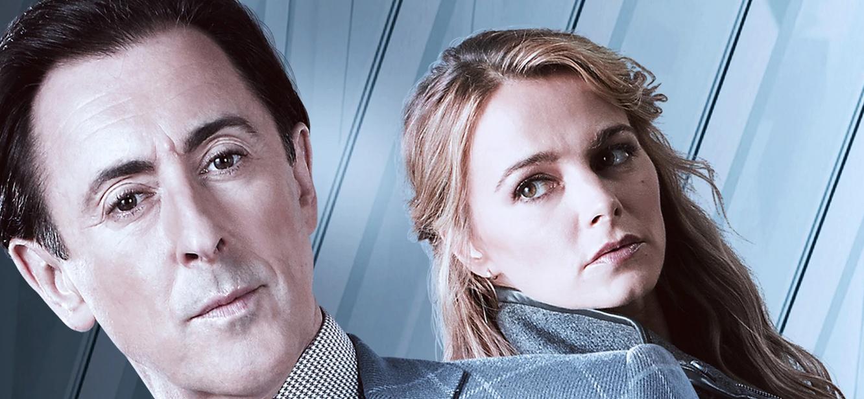 Instinct season 1 tv series Poster