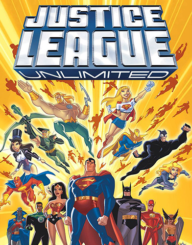 Justice League Unlimited Season 2 poster