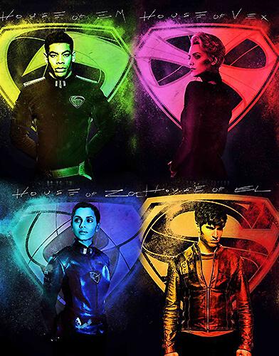 Krypton Season 1 poster