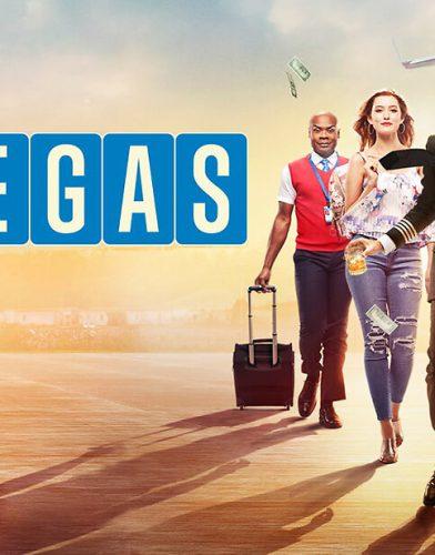 LA to Vegas tv series poster