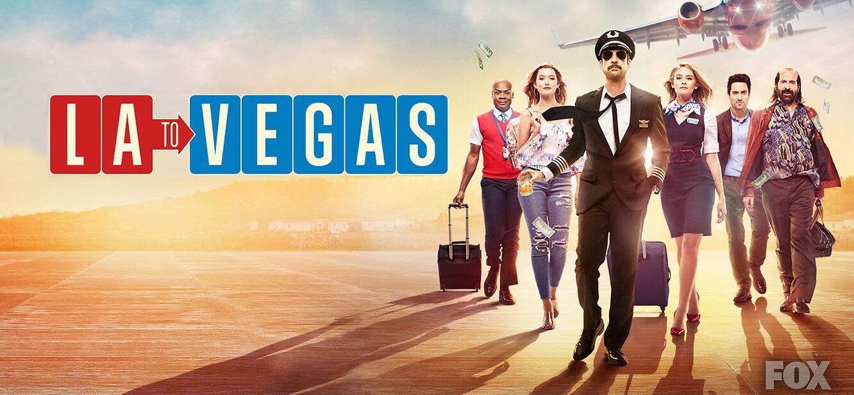 LA to Vegas season 1 tv series Poster