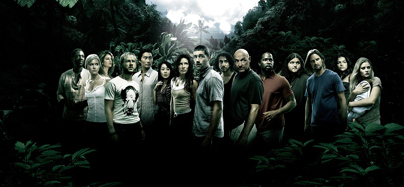 Lost tv series Poster