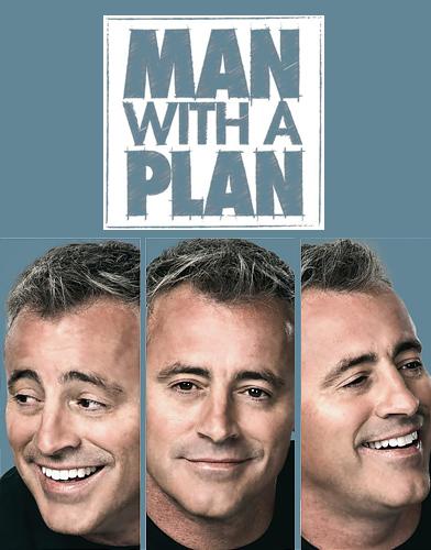 Man with a Plan Season 3 poster