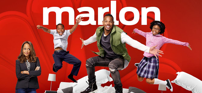 Marlon season 1 tv series Poster