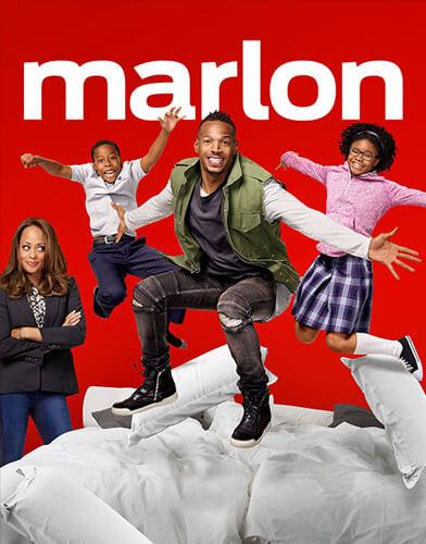 Marlon season 1 poster