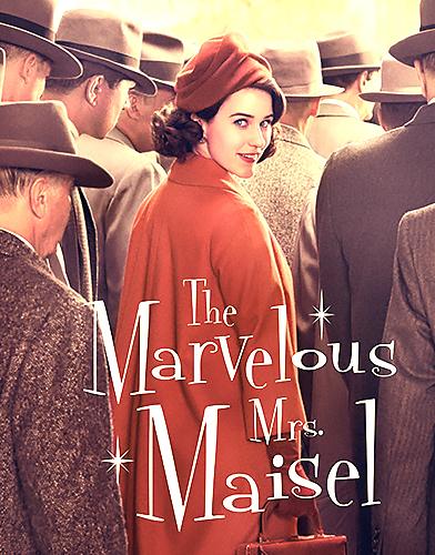 The Marvelous Mrs. Maisel Season 1 poster