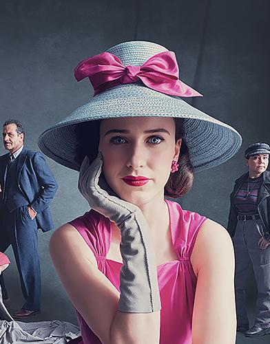The Marvelous Mrs. Maisel Season 2 poster