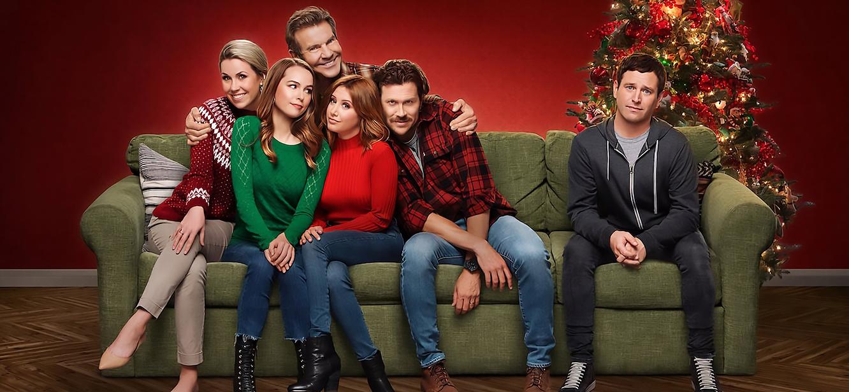 Merry Happy Whatever Season 1 tv series Poster