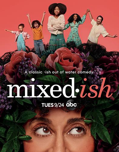 Mixed-ish Season 1 poster