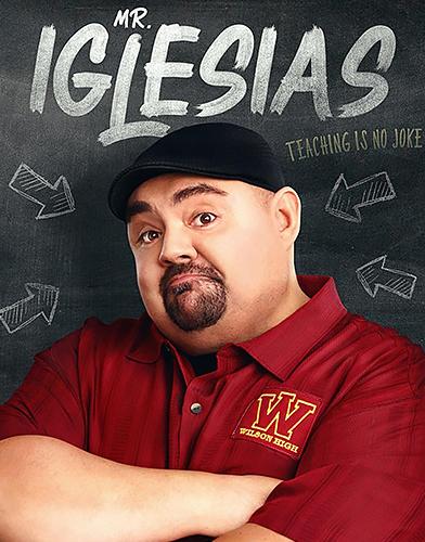 Mr. Iglesias Season 1 poster