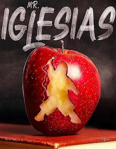 Mr Iglesias season 2 poster