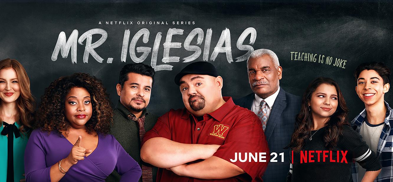 Mr. Iglesias Season 1 tv series Poster