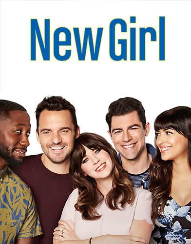 New Girl season 1 poster