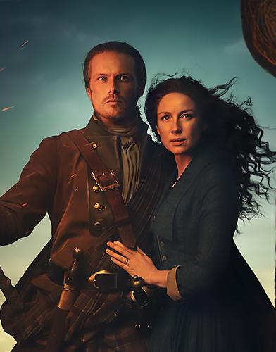 Outlander Season 5 poster
