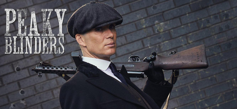Peaky Blinders Season 1 tv series Poster