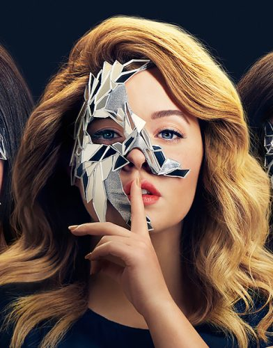 Pretty Little Liars: The Perfectionists tv series poster