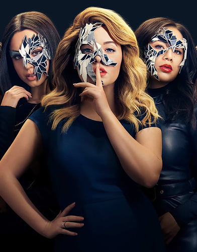 pretty little liars the perfectionists season 1 poster
