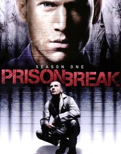 prison break season 1 poster