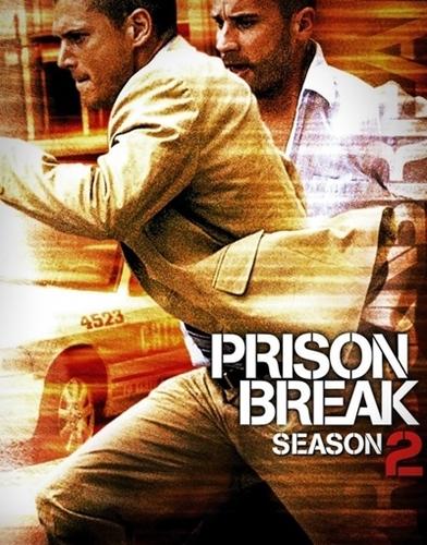 prison break season 2 poster