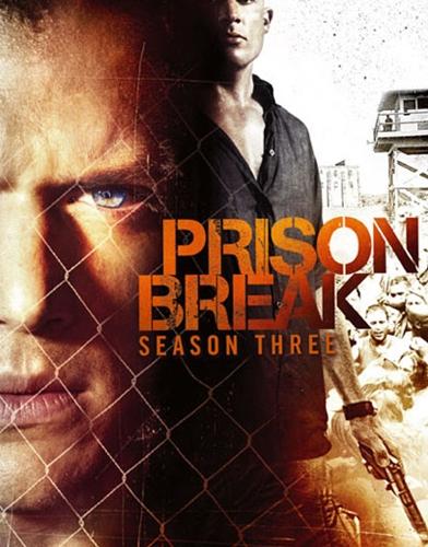 Prison Break Season 3 poster