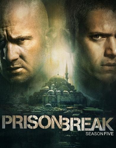 Prison Break Season 5 poster