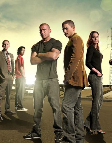 Prison Break tv series poster
