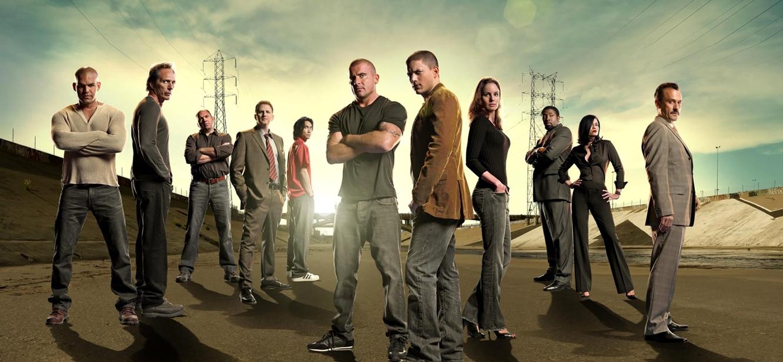Prison Break Season 1 tv series Poster