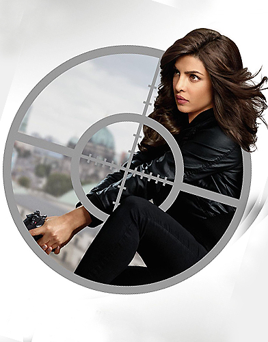 Quantico Season 3 poster